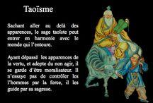 Taoisme / L'essence des enseignements des taoïstes