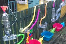 Outside Water Area Eyfs