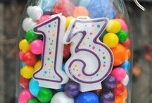 Birthdays / by Natalie Robertson