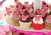 Minnie Themed Birthday