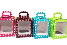 Cajas Para cupcakes / Encuentra exclusivos diseños para tus Cupcakes...