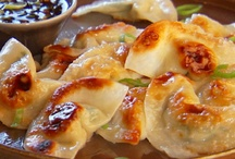 Dumplings / Soups, appetizers Asian influenced