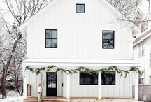 Exterior / Pretty places on the outside