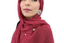 Crinkle Hijabs / Ways to style your unique soft crinkly hijabs.