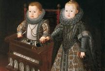Children XVI-XVII c