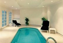 Piscina interioara / indoor pool