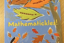 Math Literature for kids / by Amy Nail Murphy