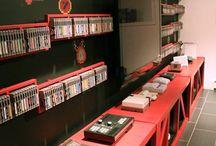sala de videogames