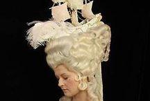 Peinados siglo 18