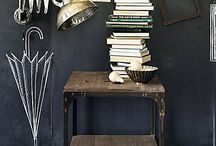 Chalkboard Love / Chalkboard love all through the home