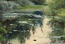 aquarelle :: Anders Zorn