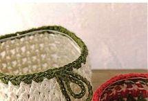 Frutero a crochet