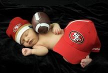 San Francisco 49ers Baby Fun / San Francisco 49ers Babies, Baby Shower, Diaper Cakes