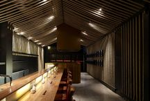 Sake Bar Design