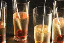 Edible drink stirrers