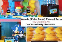 James's Birthday Party