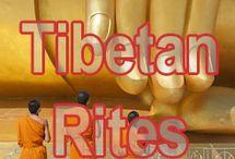Tibetanske riter