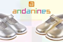 ANDANINES SS16 / This brand offers the latest shoe trends in fashion and excellent quality.