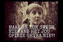 Praat Afrikaans of ...