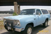 like new 1977 Plymouth Trailduster