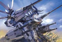 Artillery drake