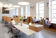 Spaces / Inspiratie voor mooie werkplekken