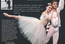2016 - New York Summer Intensive / International ballet summer intensive in New York with Irina Dvorovenko & Maxim Beloserkovsky. NY Summer Intensive August 1 - 19th, 2016 http://www.irinamaximballet.com/