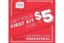 Stampin Up Special Offers