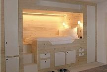 upper bed small spaces