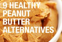 Peanut Butter Substitutes / It's now predicted that 2.1% of children suffer from a peanut or tree nut allergy. For this reason, many schools and child care centers have instituted policies to protect any students who suffer from peanut allergies. Here are some helpful tips/recipes to make your home and lunches a peanut-free zone!
