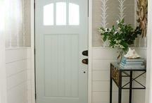 excellent entry ways