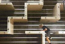 vertical playground