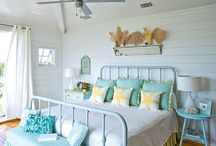 Bedroom Ideas / Just throwing things up there to see what sticks.  We're definitely doing the bedroom over, we just have to figure out what we want. / by Nance