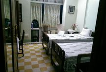Independent/ Sharing rooms on monthly rent basis