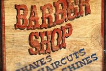 Barber shop stuff