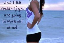 Motivation / Motivation for when your get up and go has got up and gone!