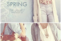Spring Fashion / by Julicia 💎💋👑