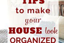 Organized & tidy