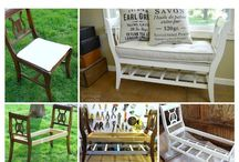 Recyle old furniture