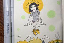 Bujo & sketch