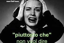 Parole, parole, parole. Italian