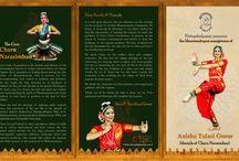 Bharatanatyam Fliers