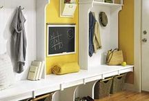 Functional Mudrooms