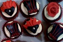 Cupcakes by Suzanne Owen!!! / Beautiful deserts made by Suzanne Own!