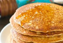 Breakfast Crepe and Pancake Recipes / by Kristin Thomas