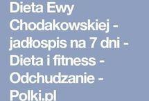 Dieta Ewy Chodakowskiej