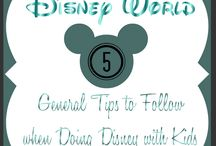 Disney planning / by Michelle Fisher