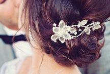 Wedding Hair / Hair ideas