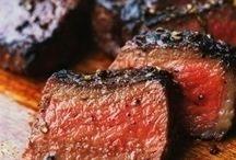 steak/steak marinades