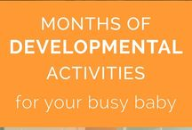 Baby Development Activities